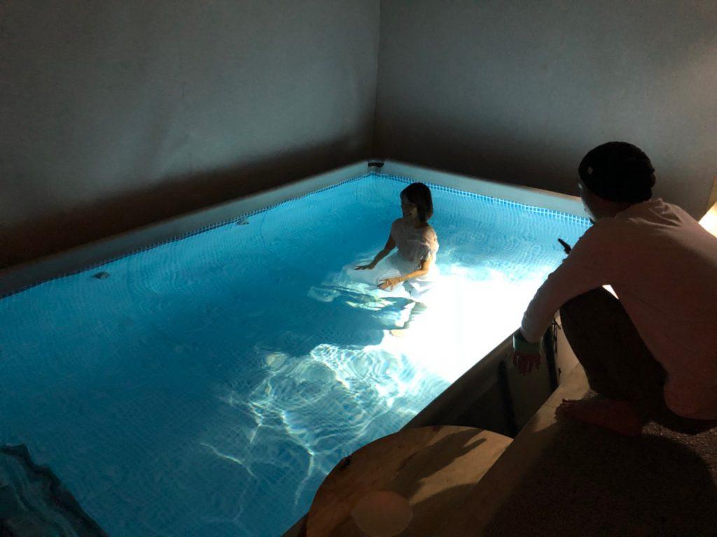 映像制作,水中撮影,機材,ロケ