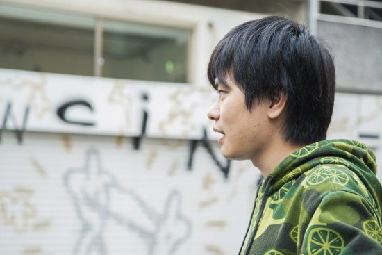 【INTERVIEW】『Rock this Place』が出来て、みんなに感謝したくなった